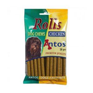 ANTOS Rolls Chicken lazdelės su Vištiena
