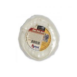 ANTOS dž. odos žiedas baltas Donut White