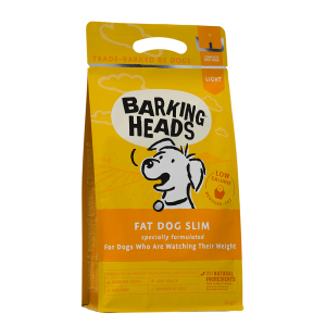 BARKING HEADS FAT DOG SLIM – LIEKNĖJANTIEMS