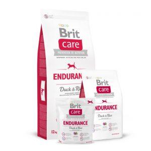 BRIT CARE Endurance sausas maistas šunims