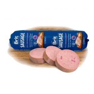 Brit Premium dešra Chicken&Rabbit&Rice, 800g