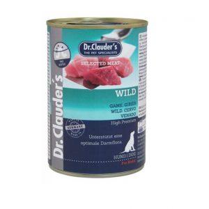Dr. Clauder's žvėrienos WILD konservai