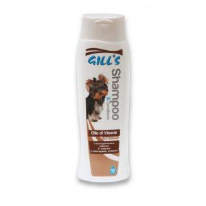 GILL'S Olio Di Visone šampūnas ir kondicionierius 200ml
