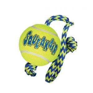 KONG Teniso kamuoliukas su virvute