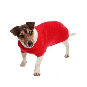 Megztinis šunims SIVIGLIA raudonas