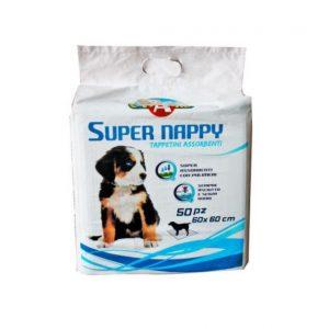 SUPER NAPPY palutės su polimerais