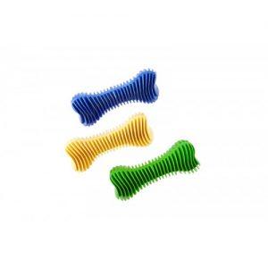 Žaislas kauliukas dantenoms