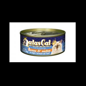 Aatas konservai katėms Tantalizing Tuna&Saba, 80g