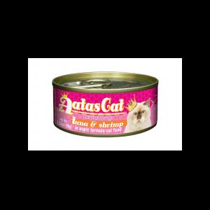 Aatas konservai katėms Tantalizing Tuna&Shrimp, 80g