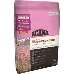 Acana Grass-Fed Lamb Dog begrūdis sausas maistas šunims