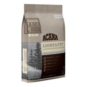 Acana Light & Fit Dog begrūdis sausas maistas šunims 11.4 kg