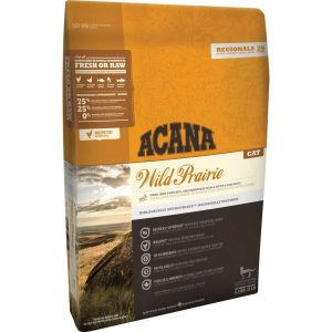 Acana Wild Prairie Cat begrūdis sausas maistas katėms