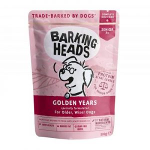 BARKING HEADS konservai Golden Years senjorams 300g