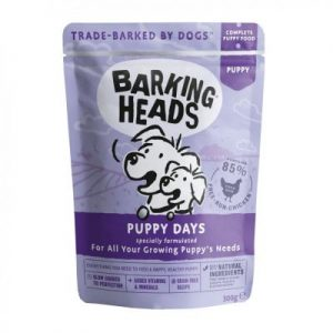 BARKING HEADS konservai Puppy Days 300g
