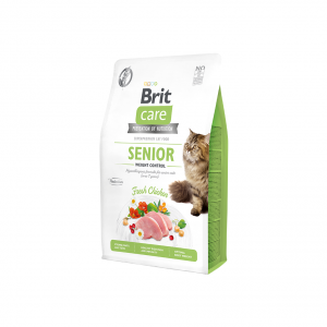 Brit Care Cat GF Senior Weight Control