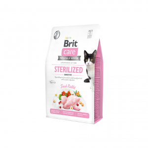 Brit Care Cat GF Sterilized Sensitive