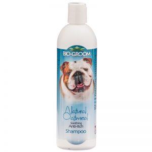 Bio-Groom šampūnas Natural Oatmeal 355ml