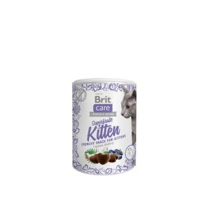 Brit Care skanėstas katėms superfruits kitten 100g