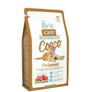 Brit Care Cat Cocco I'm Gourmand begrūdis s. m. katėms