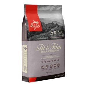 Orijen Fit&Trim begrūdis sausas maistas šunims, 11.4kg