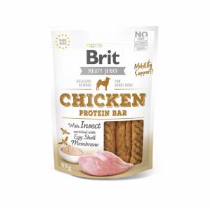 Brit Jerky Chicken Protein Bar skanėstas 80g