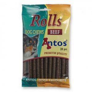 ANTOS Rolls Beef lazdelės su Jautiena, 20vnt