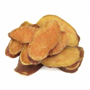 VegePet natūralūs saldžios bulvės čipsai, 100g