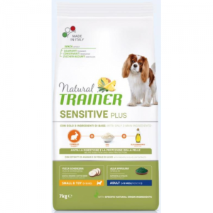 Trainer Sensitive Plus Adult Mini RABBIT (Triušiena)