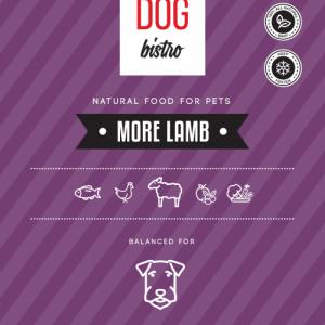 TOP DOG BISTRO MORE LAMB