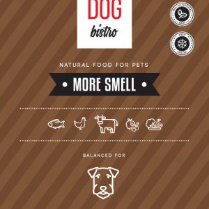 TOP DOG BISTRO MORE SMELL