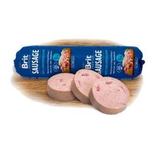 Brit Premium dešra šunims Chicken&Lamb&Rice, 800g