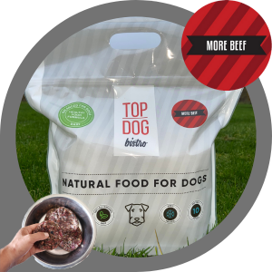 Top Dog Bistro More beef paplotėliai