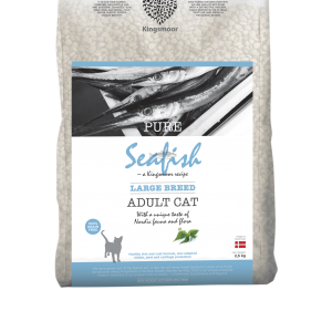 Kingsmoor Seafish Large Breed cat