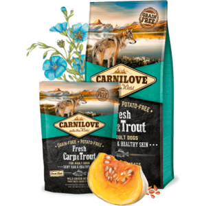 CARNI LOVE Fresh Carp&Trout Adult