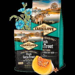 CARNILOVE Fresh Carp&Trout Adult
