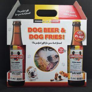 Rinkinys – šunų alus + skanėstai!