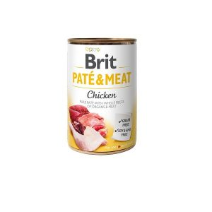 BRIT CARE Chicken Pate & Meat