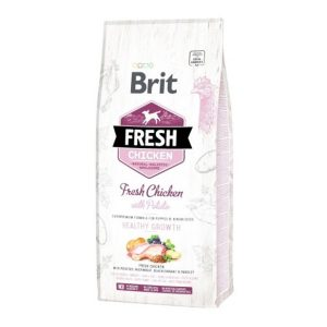 Brit Fresh Chicken Potato Puppy
