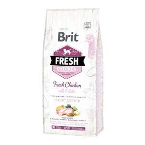 Brit Fresh Chicken Potato Puppy