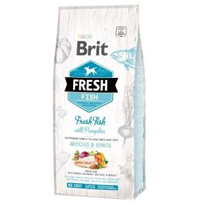 Brit Fresh Fish Pumpkin Adult Large
