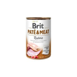 BRIT CARE Rabbit Pate & Meat
