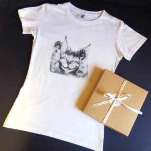 Profesionalios Dailininkės Pieštas Šaržas + Marškinėliai