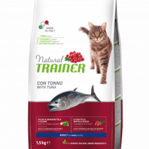 TRAINER NATURAL CAT ADULT TUNA su TUNU