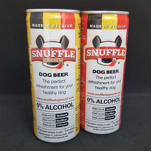Snuffle Dog Beer nealkoholinis šunų alus (skardinėse)
