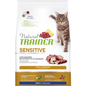 Trainer Natural CAT SENSITIVE SU ANTIENA