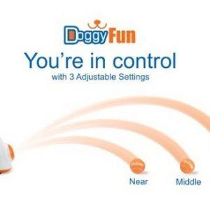DOGGY FUN automatinė kamuoliukų šaudyklė