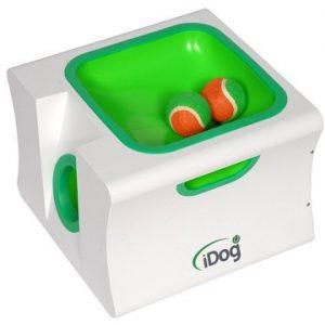iDog automatinė kamuoliukų šaudyklė mini ir midi