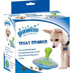 Treat Spinner Dispensing interaktyvus žaislas šunims