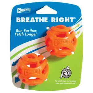 Chuckit! Breathe right kamuoliukas