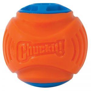 Chuckit! Locator sound grojantis kamuoliukas